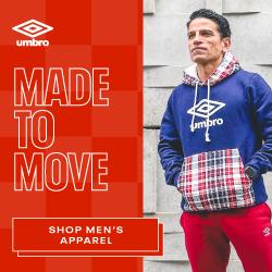 Umbro - Men's apparel